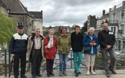 Mobilité / Aménagement du centre ville de Couvin
